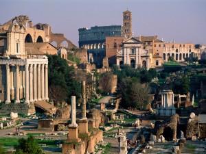 Foro romano-Roma