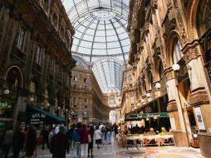 Galleria Vittorio Emanuele-Milano