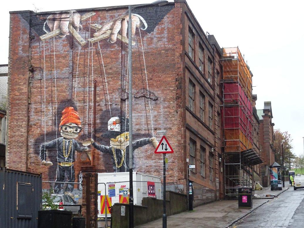 11. Glasgow murals 1