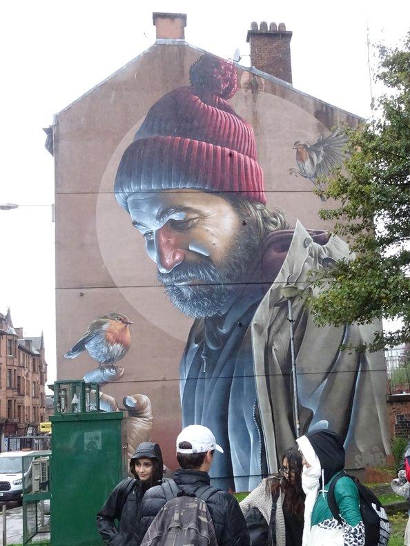 15. St Mungo in Glasgow
