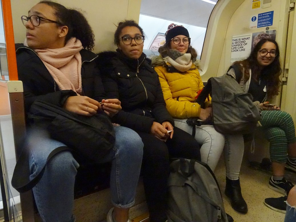 18. Glasgow subway