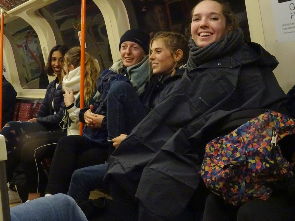 19. Glasgow subway