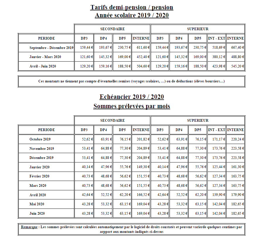 tarifs-pensions-19-20